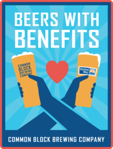 beers with benefits united way fire fund