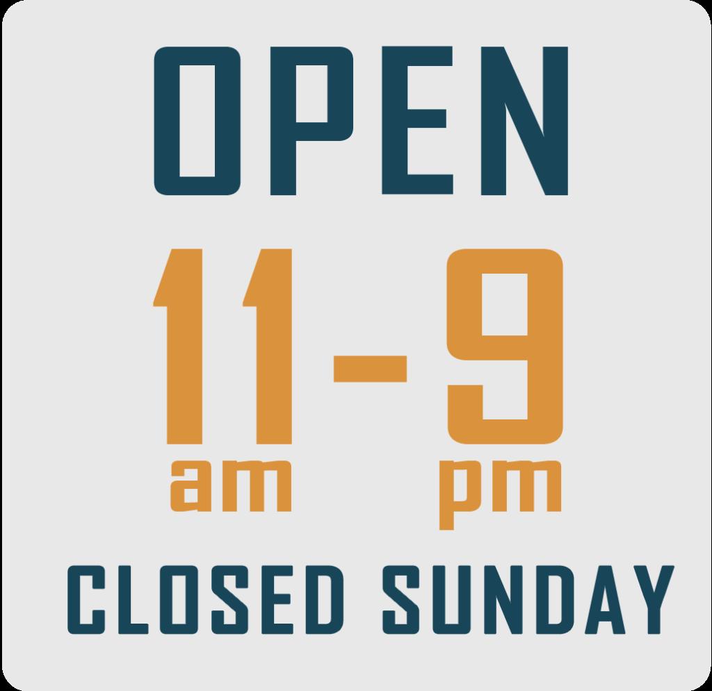 common block open hours